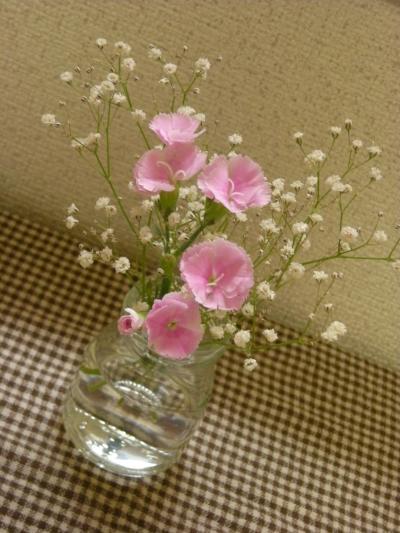 ピンクのお花~_convert_20090701102733
