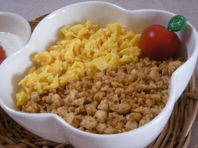 豆腐そぼろで朝ごはん_convert_20090713105106