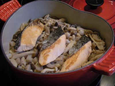 秋鮭の炊き込みごはん_convert_20090902123412