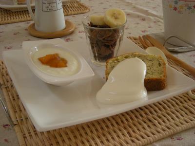 バターケーキプレート~チョコバナナ+2_convert_20090905102822