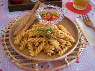 イタリアンで朝ごはん3_convert_20090912151706