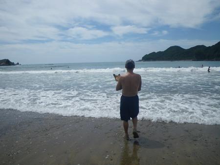 海とおとん