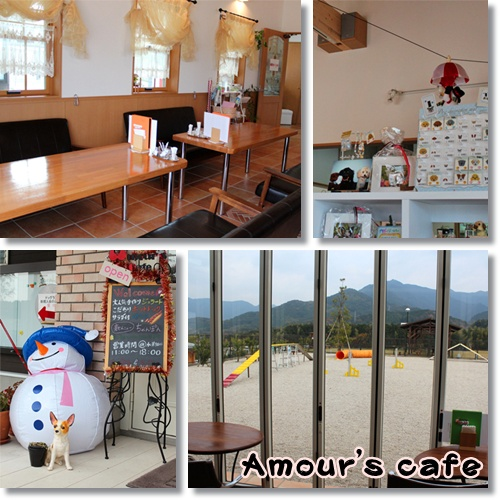 Amour's Cafe
