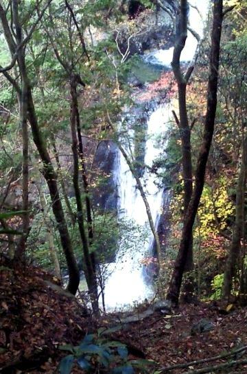 20111120-12大島の滝