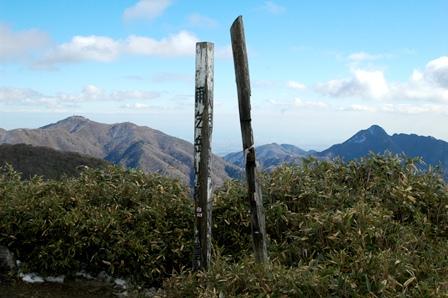 20111126-25雨乞山頂