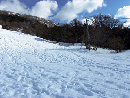 20120102‐07二合目登山口