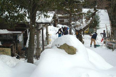 20120109-13藤内小屋