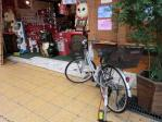 自転車タイヤ空気抜け 20110726
