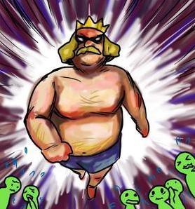 恐い裸の王様