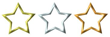 ギャラリー画像5_きらきら星3つ