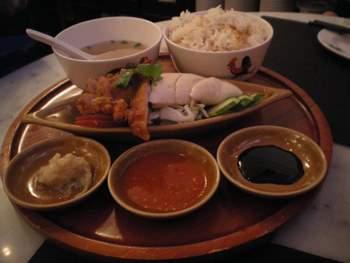 海南鶏飯 (4)