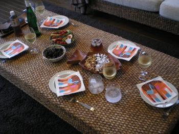 ホームパーティー