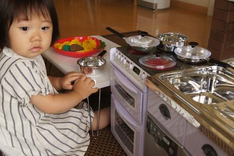 リアルなキッチン♪