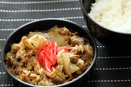 牛丼弁当3