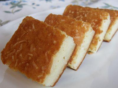 もち粉ケーキ