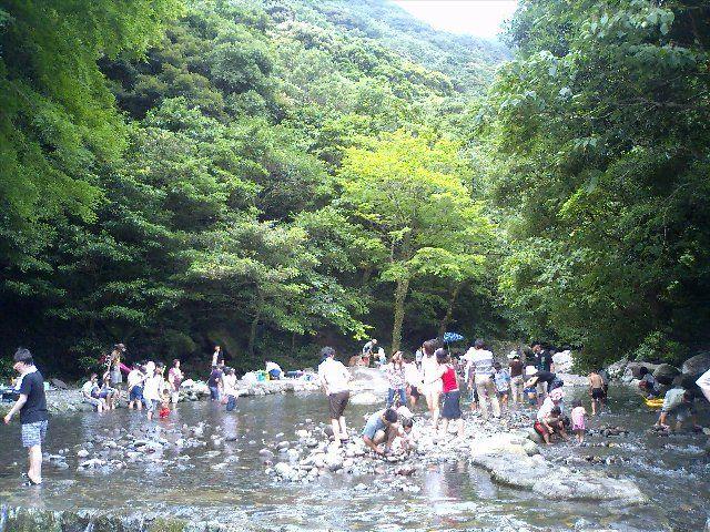 長崎県 轟峡キャンプ村 の写真g68798
