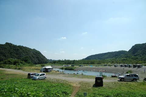 相模川全景