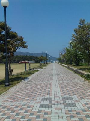 福岡市の西、小戸公園