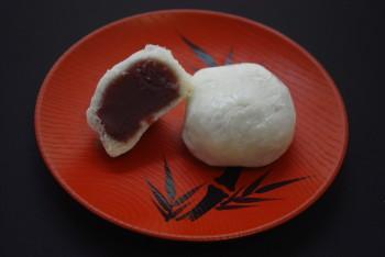 伯方の塩塩饅頭