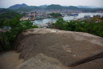 千光寺 鼓岩2