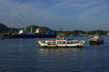 尾道 向島渡船