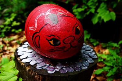尾道アート館 赤猫