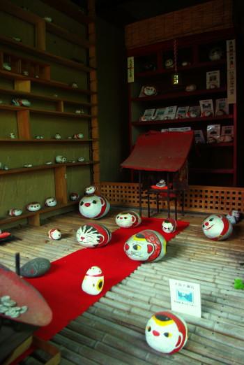 尾道アート館 福石猫 展示