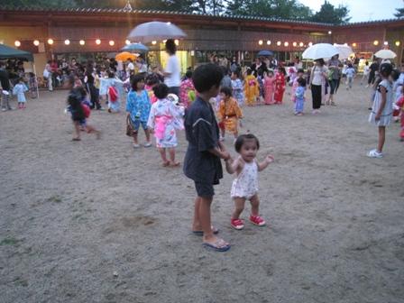 2009.夕涼み会
