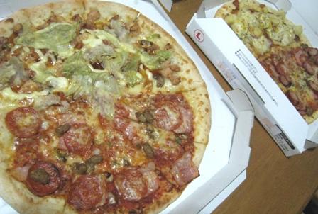 アオキーズピザ