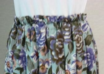 ニットスカート2