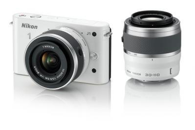 Nikon 1 J1 set