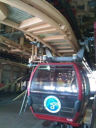 西船橋 整体 船橋 加圧トレーニング 箱根 ロープウェイ