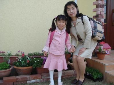 2009.4 入学式1