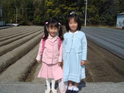 2009.4 入学式2