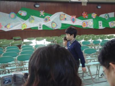 2009.4 入学式4
