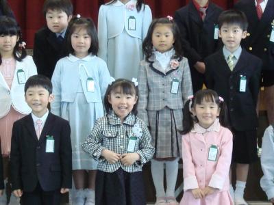 2009.4  入学式6