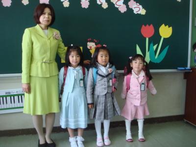 2009.4  入学式7