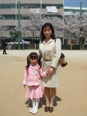 2009.4  入学式8