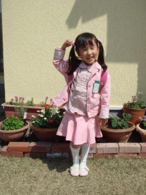 2009.4  入学式9