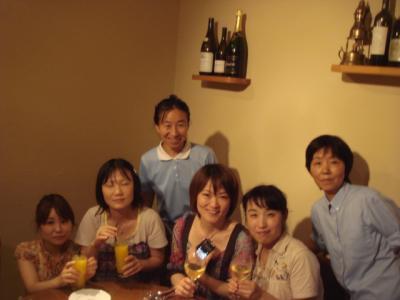 2009.6 矢田寺の後お食事会