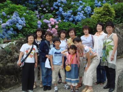 2009.7 ハチ北旅行③