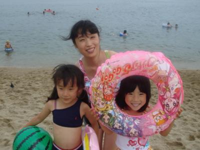 2009.7 須磨水族園&海③