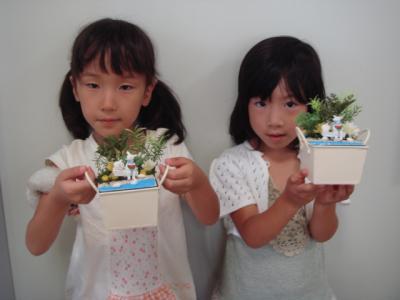 2009.8  住宅展示場①