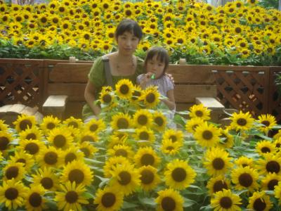 2009.8 フルーツフラワーパーク②