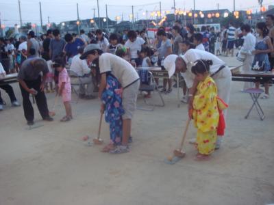 2009.8 盆踊り
