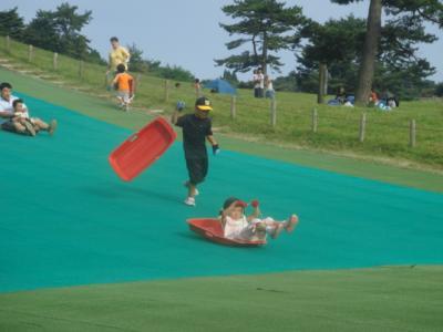 2009.8 六甲山カンツリーハウス⑤