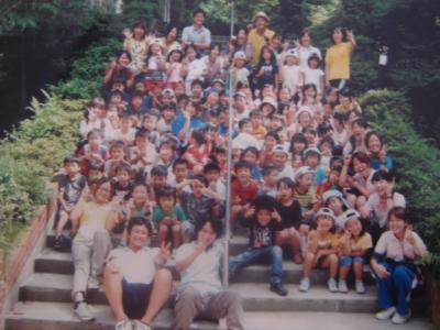 2009.8 YMCAキャンプ②