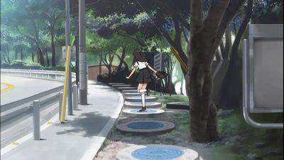坂本町坂本交番前交差点先 坂本公園横