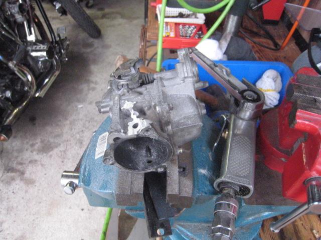 Keihin Carburetor