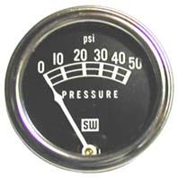 SW Oil Pressure Gauge